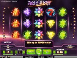 starburst är en populär slot